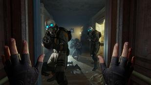 Márciusban folytatódik a Half-Life a virtuális valóságban