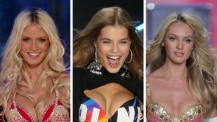 Idén elmarad a Victoria's Secret divatbemutatója, ezért megmutatjuk az utóbbi évek legszexibb pillanatait