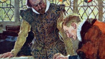 Gép fejtette meg, hogy ki írt bele Shakespeare drámáiba