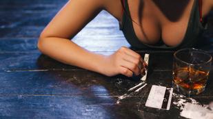 Felsőbb körökben a kokain ma már alap