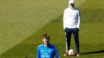 Zidane: Az érdekel, amit Bale nyújt, nem amit mond
