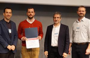 Aranyérmet nyertek gépi tanulásból az ELTE kutatói