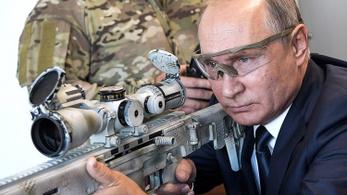 95 ezer milliárd forintért fejleszti hadseregét Oroszország