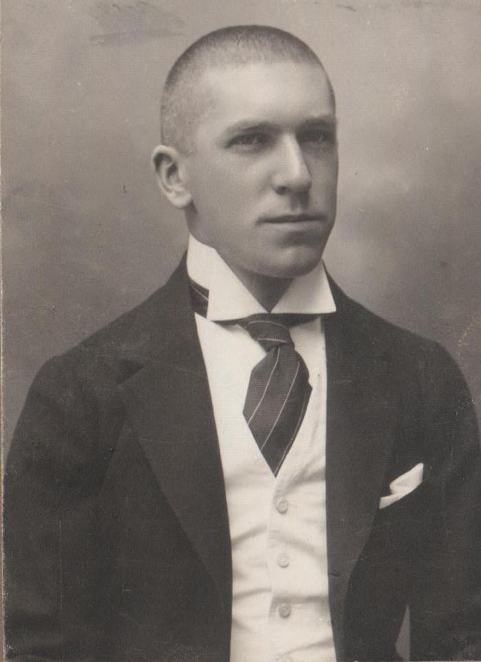 A fiatal Bajcsy-Zsilinszky Endre
