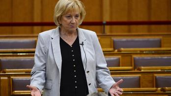 Schmuck Erzsébet lesz az LMP női társelnöke