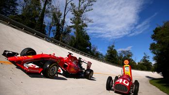 32%-os döntött kanyar jön jövőre az F1-ben