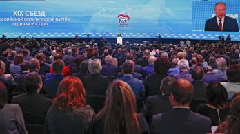 Putyin megújulásra szólította fel pártját, miután a fővárosban elvesztették mandátumaik egyharmadát