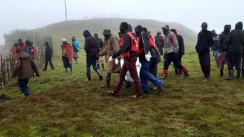 Földcsuszamlások miatt legalább 29 ember halt meg Kenyában