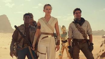 Érkezett még egy teaser az új Star Warshoz