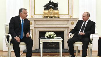 Idén Putyin jött Orbánhoz, jövőre Orbán Putyinhoz