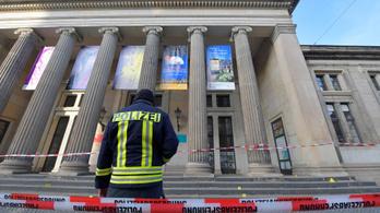 Kiraboltak egy német kincstárat, egymilliárd eurónyi ékszert lophattak el