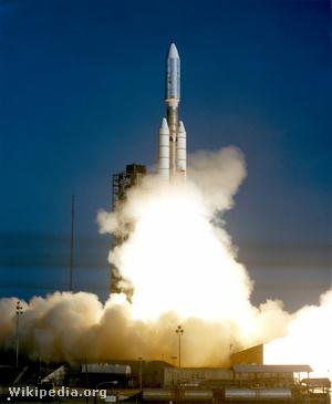 A Voyager–1 indítása