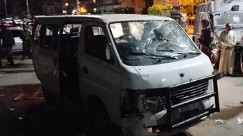 Halálra ítéltek hét egyiptomit nyolc rendőr megölése miatt