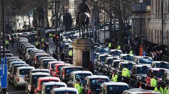 Nagy bajban van az Uber Londonban
