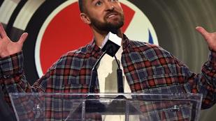 Elképzelhető, hogy Justin Timberlake megcsalta a feleségét
