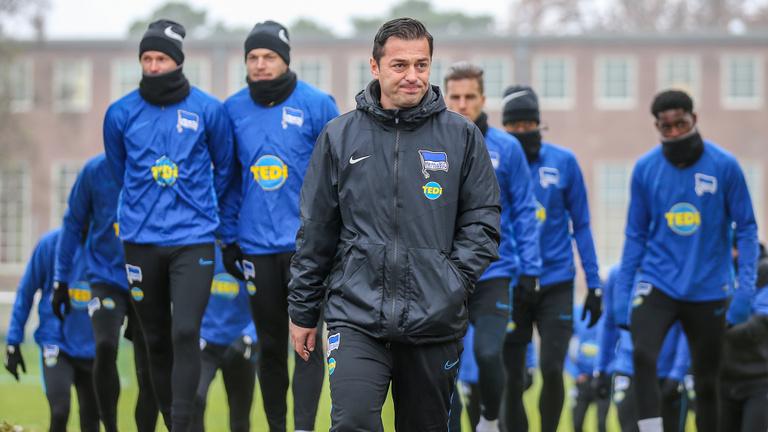 A BL-ről álmodott, de Dárdai nélkül a kiesőzónában a Hertha