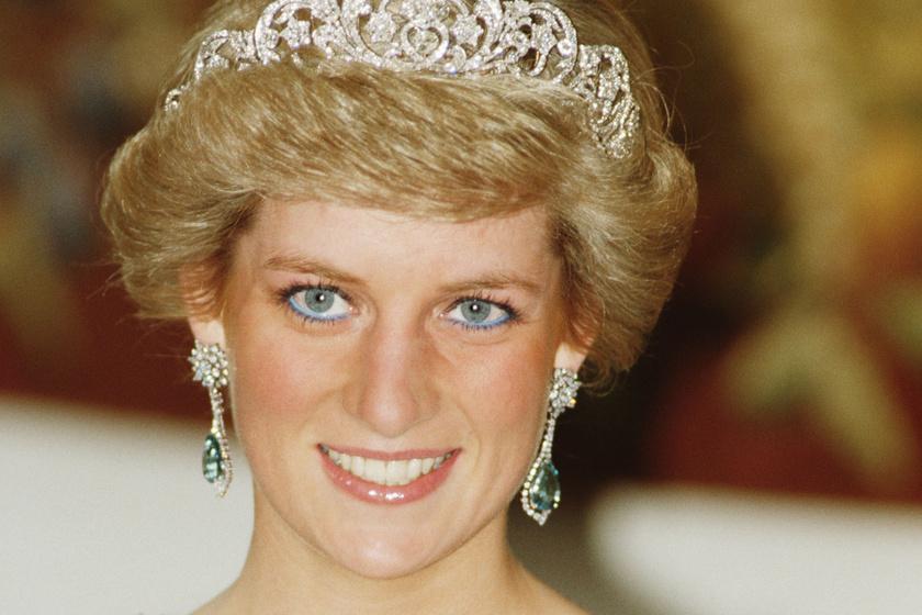 Dianáról élete utolsó fotózásán csodálatos képek születtek: így mosolygott a kamerába a hercegnő