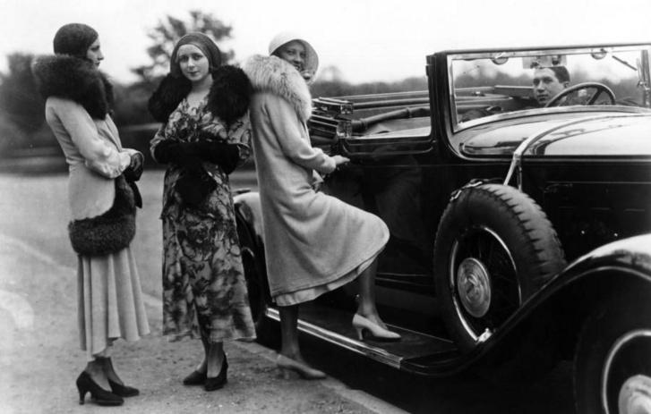 A 20-as évek emancipálódó női, a flapperek