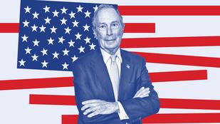 A világ 9. leggazdagabb embere megkavarja az elnökválasztást
