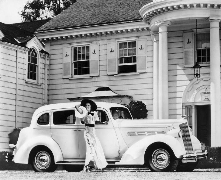 Packard Model 120-C