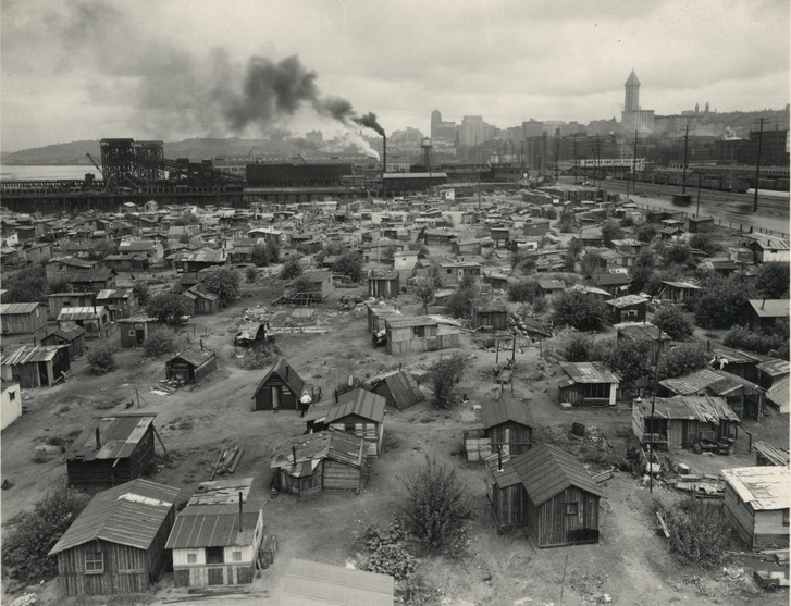 Korabeli városkép, alternatív perspektíva
