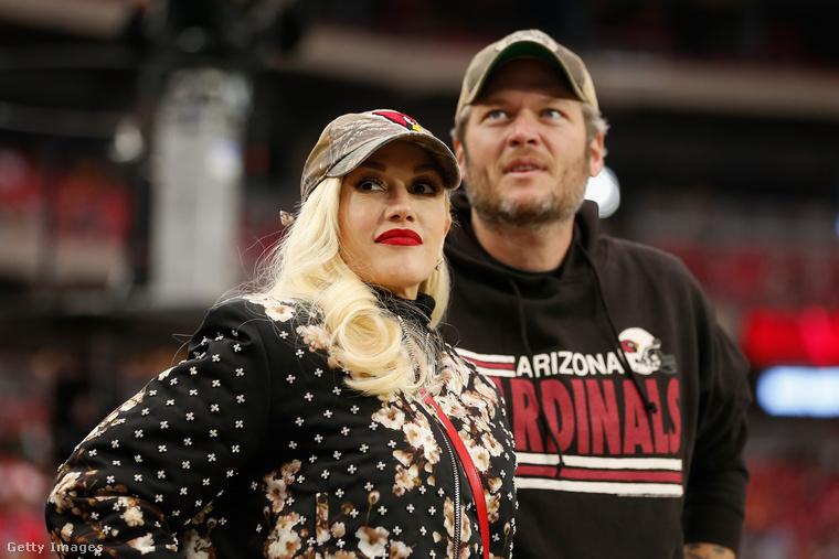 Gwen Stefaninak 2014-ben született meg harmadik, Gavin Rossdale-lel közös gyermeke, és ugyanezen év szeptemberében lett az énekesnő zsűritag a The Voice amerikai verziójában