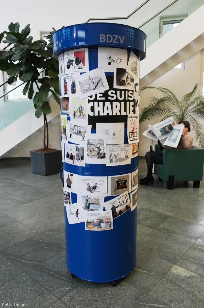 2015-ben két súlyos terrortámadás volt Párizsban