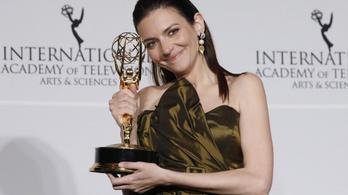 Gera Marina kapta a legjobb színésznőnek járó díjat a nemzetközi Emmy-gálán