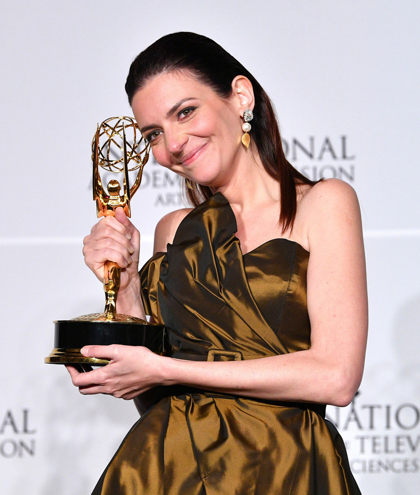 Gera Marina az Örök tél című filmben nyújtott alakításáért kapta meg a Nemzetközi Emmy-díjat.
