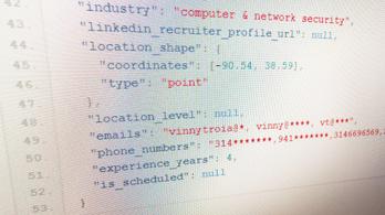 1,2 milliárd felhasználó személyes adatai szivárogtak ki adatkereskedő cégek szervereiről