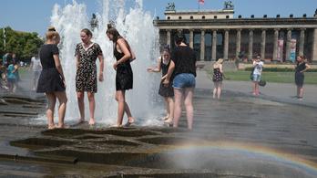 Riasztóan gyorsan melegszik Németország éghajlata