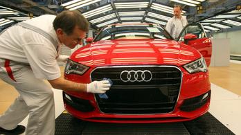 9500 állást szüntet meg a német Audi