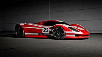 Már felvázolták a Porsche szupersportkocsiját