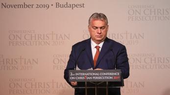 Orbán: Indulat és gyűlölség nélkül, alázatosan és szelíden kell uralkodni