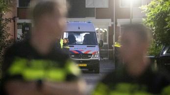 Terrortámadás előkészítésével vádolnak két férfit Hollandiában