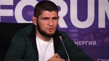 Habib leszerződött a világ legjobban várt MMA-meccsére