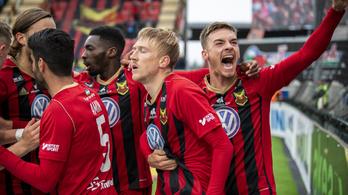 Vége a svéd futballcsodának
