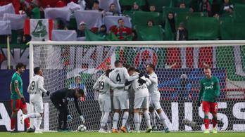 A BL-szezon legröhejesebb góljával nyert Moszkvában a Leverkusen