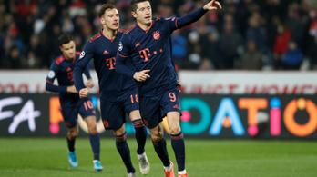 Mourinho pazar beköszönése, 4 Lewandowski-gól, Real-PSG 2-2