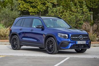 Mercedes-Benz GLB 2019