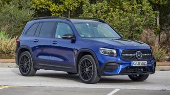 Bemutató: Mercedes-Benz GLB – 2019.