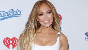 Vajna Tímea Jennifer Lopezzel közös fotót poszolt
