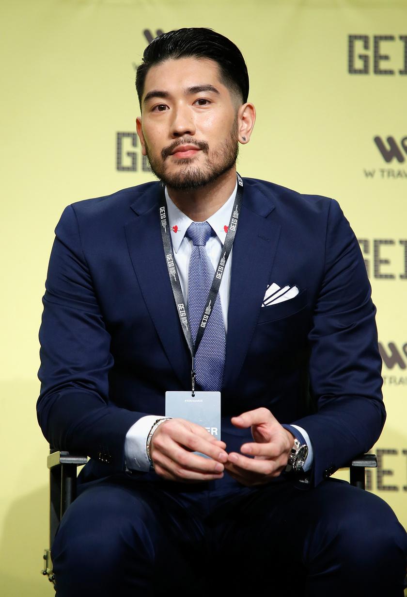 Ez a kép 2018-ban készült a színészről.