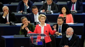 Von der Leyen klímavédelmet és munkahelyeket ígér az EU-nak