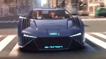 A legsúlyosabb Audi reklám lehet a karácsonyi rajzfilm