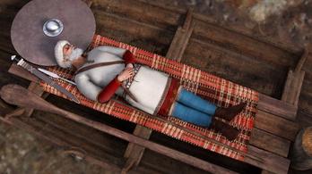 Soha nem látott, dupla hajóba temetett vikingek sírját találták meg