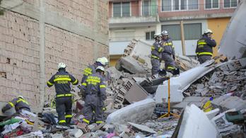 Albániai földrengés: 27-re emelkedett az áldozatok száma