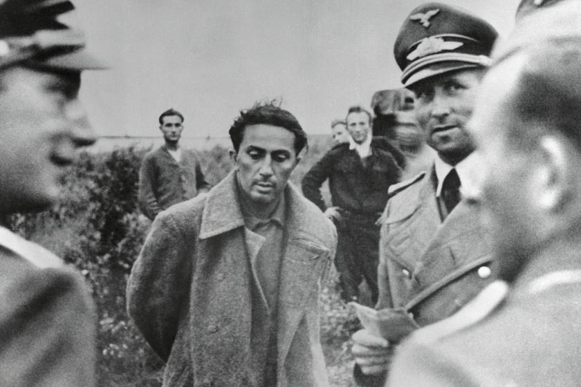 Kato és Sztálin fia, Jakov felnőttként.