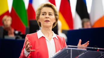 Megszavazta az EP az új Európai Bizottságot