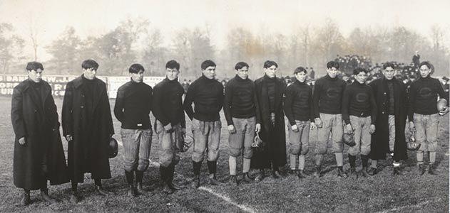 A Carlisle Indians csapata